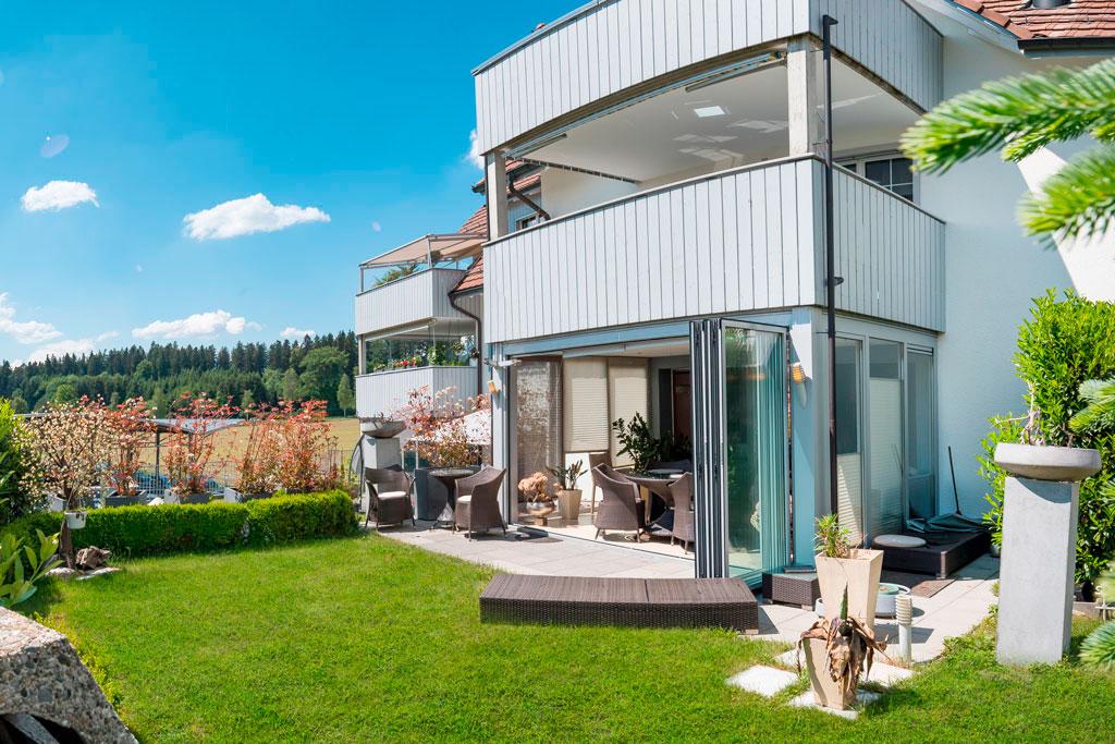 3½-Zimmer-Garten-Maisonette-Wohnung